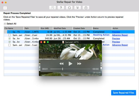 Preview MOV Files on Mac