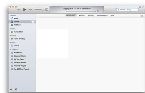 Add Music from External Hard Drive to iTunes Library