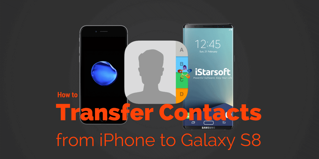 how to transfer contacts from iphone to mac how to transfer contacts from iphone to samsung galaxy s8 plus 21073