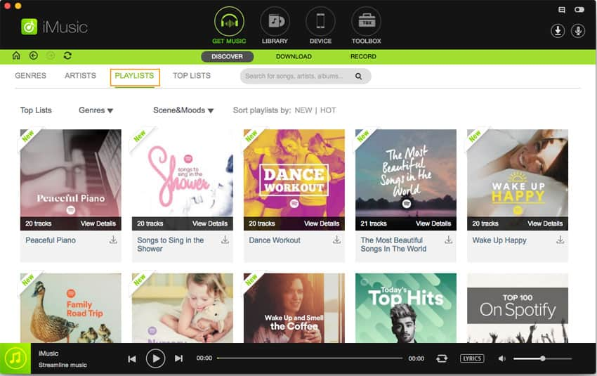 iMusic Download Music and Playlist