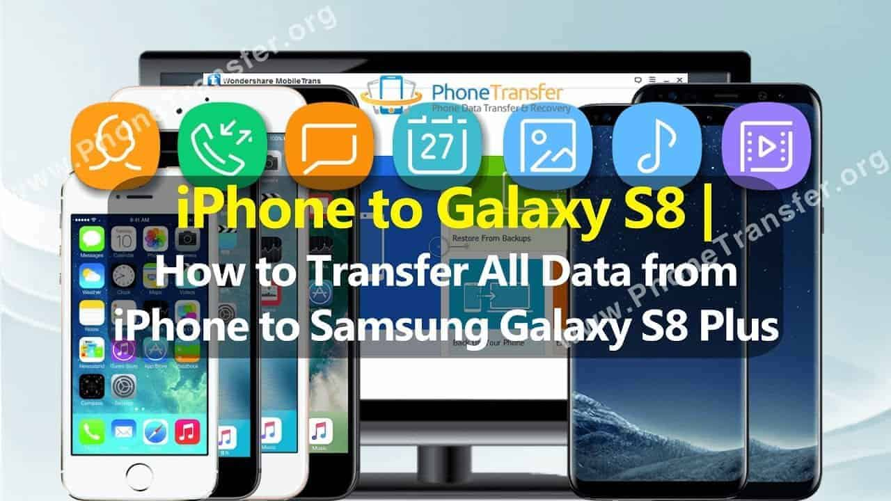 how to connect samsung s8 to mac