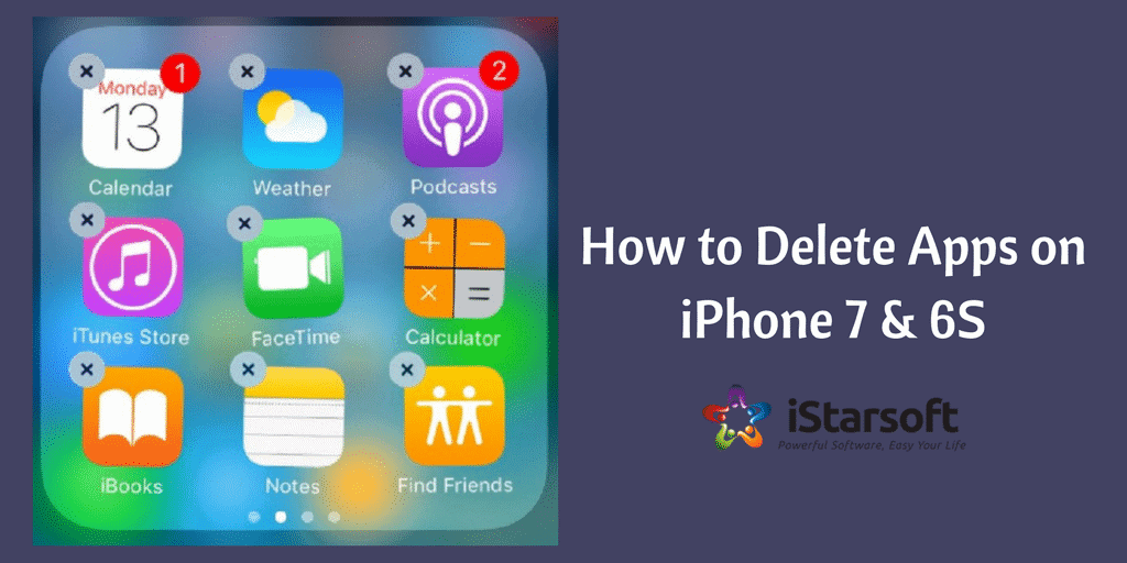 how to remove apps from iphone how to delete apps on iphone x 8 7 amp iphone 6s easily 18982