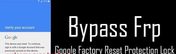 Google Verification and FRP Bypass Tool