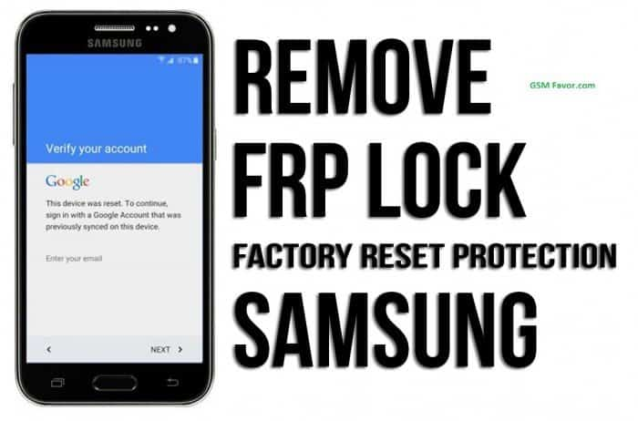 FRP Helper for Samsung