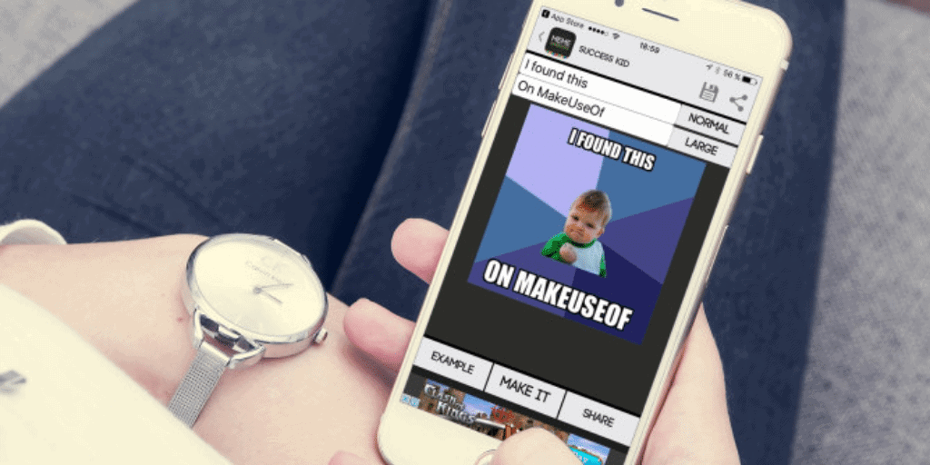 Top Meme Generator App on iOS & Android in 2019