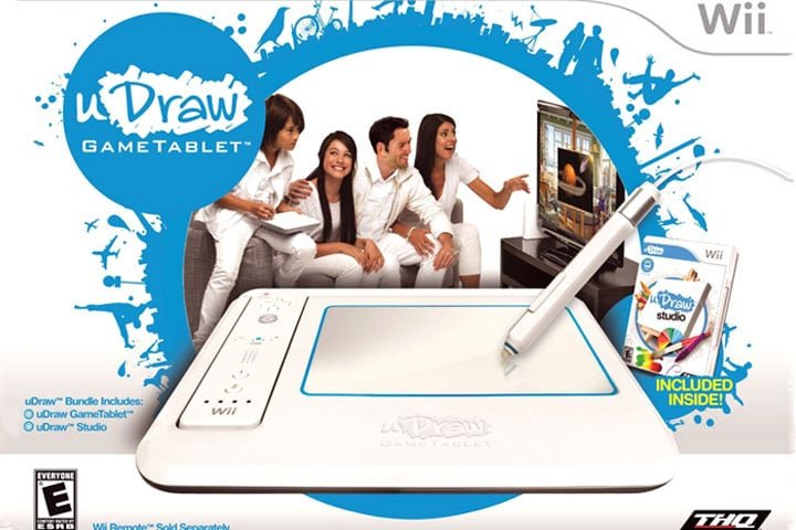 Best Wii Games for Kids - UDraw for Wii