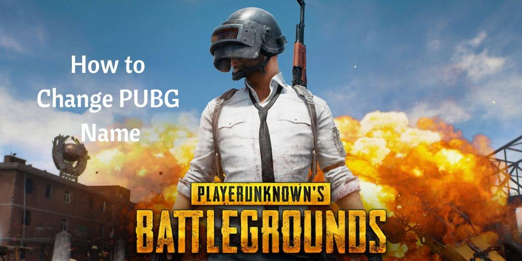 How to Change PUBG Name
