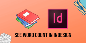 Word Count in InDesign