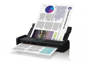 Epson DS-320 Mobile Card Scanner