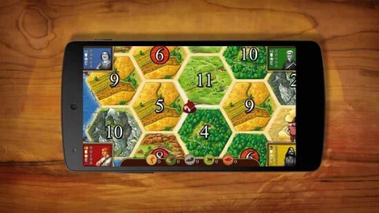 Family Games Apps - Catan