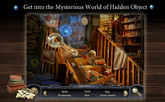Family Games Apps - Hidden Objects
