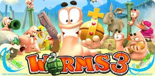 Family Games Apps - Worms 3