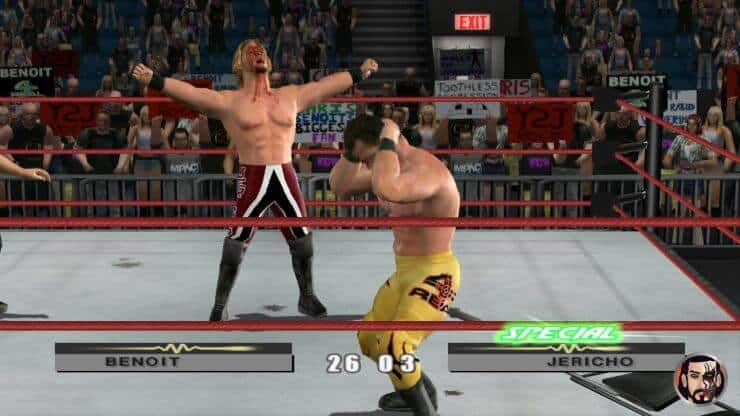 Best WWE Game - WWE Day Of Reckoning 2
